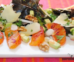 Recetas de ensaladas con fruta