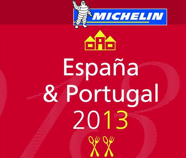 Guía Michelin de España