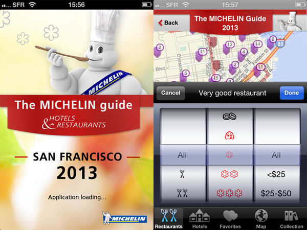 Michelin digital