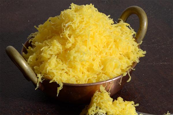 receta de huevo hilado
