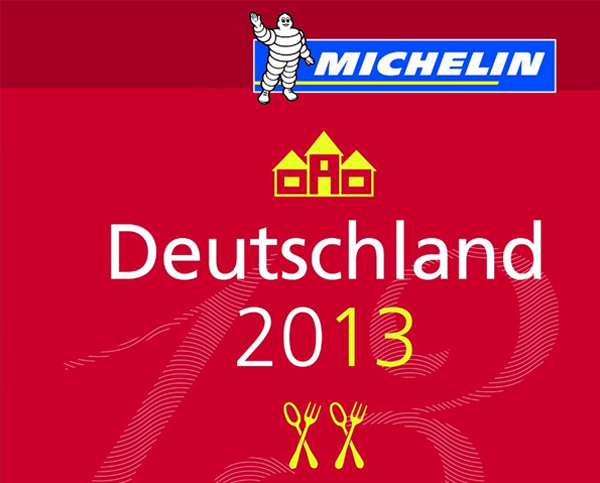 Michelin Guide Deutschland 2013