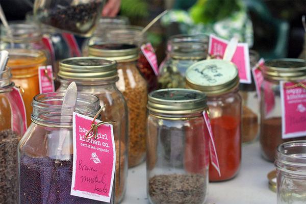 Ordenar especias y hierbas arom ticas gastronom a c a - Plantas aromaticas en la cocina ...
