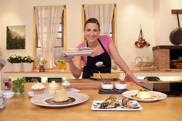 Postres caseros en canal cocina for Canal cocina cocina de familia