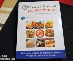 Libro de recetas sin gluten