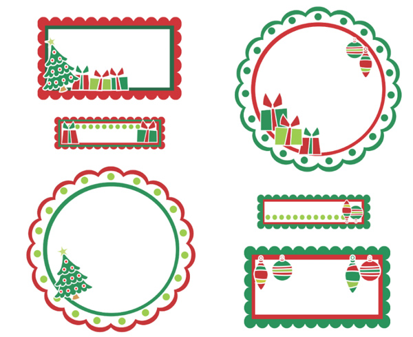 Etiquetas para regalos de navidad - Etiquetas para regalos para imprimir ...