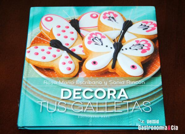 Libro Decora tus galletas