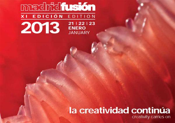 Programa de Madrid Fusión
