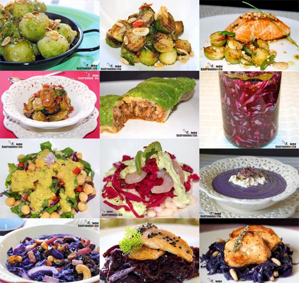 Doce recetas con col gastronom a c a for Como cocinar col lombarda