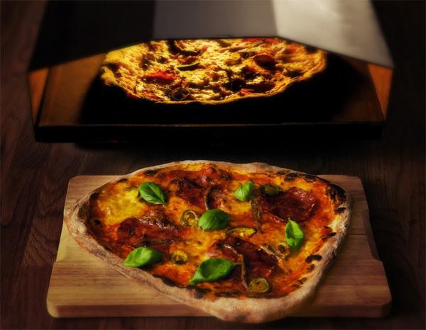 Horno de le a para pizzas sin instalaci n gastronom a c a - Hornos a lena para pizza ...