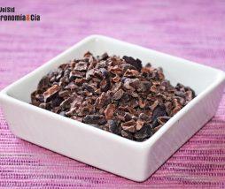 Cáscara de cacao natural