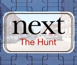 Next Restaurante: The Hunt