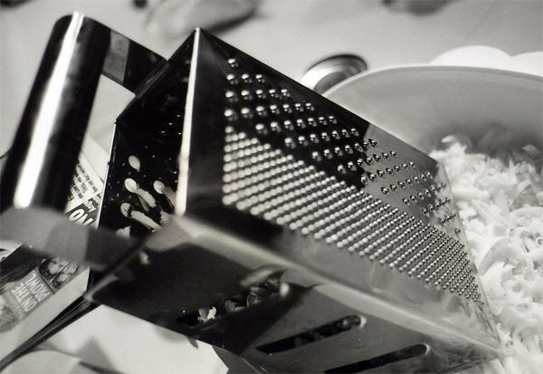 Engrasar el rallador