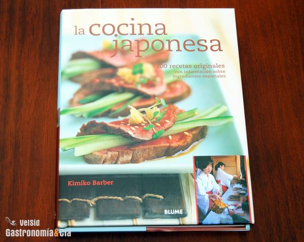 Libro de recetas de Kimiko Barber
