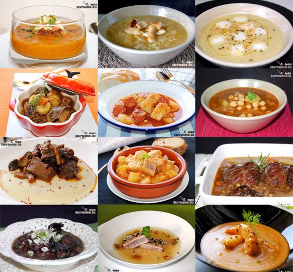 Doce recetas de cuchara para combatir el fr o gastronom a c a - Alimentos frios ...