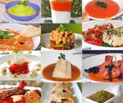 Recetas con pimientos rojos y pimientos verdes