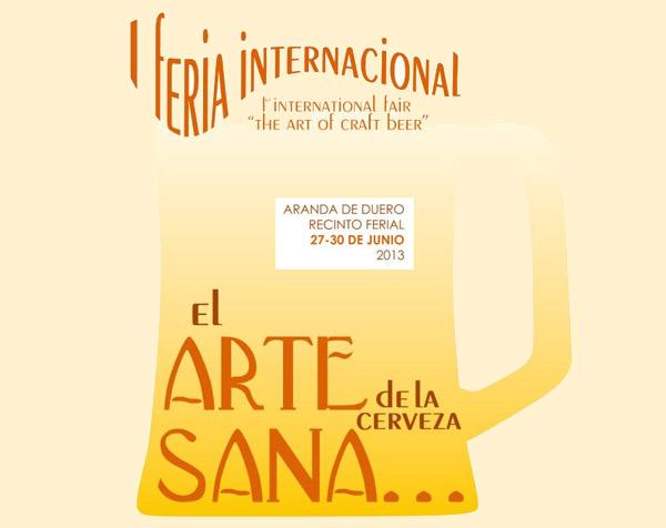 Feria Internacional Cerveza Sana