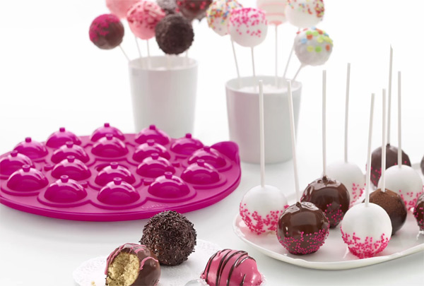 Cake Pop Recipe Using Nordic Ware