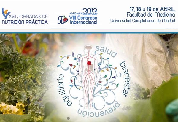 Congreso Internacional. Nutrición, Alimentación y Dietética