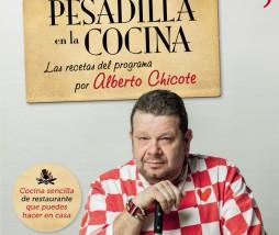 Libro Pesadilla en la Cocina