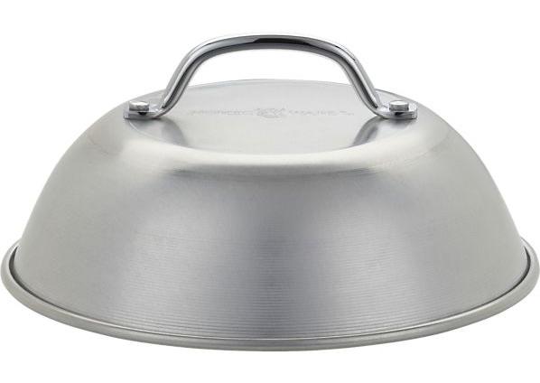Tapa para cocinar en horno parrilla o barbacoa - Barbacoas con tapa ...