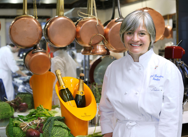 Mejor Chef Femenina del Mundo Veuve Clicquot