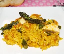 Receta de arroz Albufera