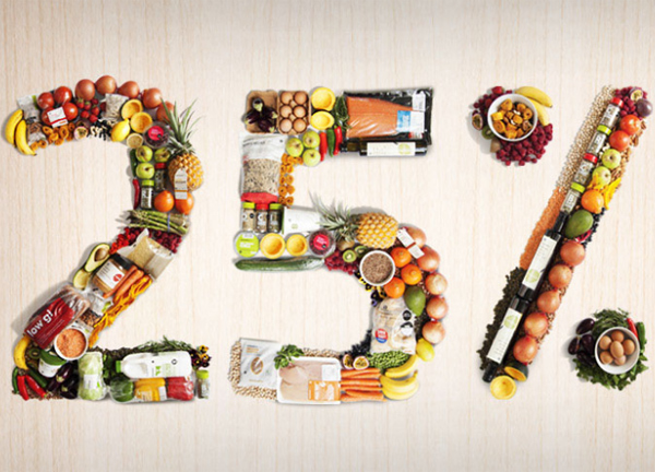 Subvención de la alimentación saludable
