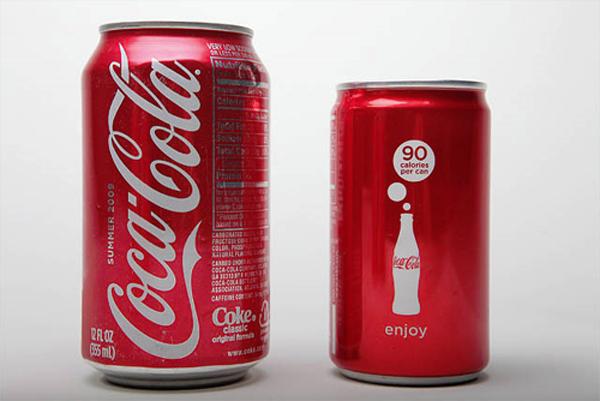 Bebidas y refrescos pequeños
