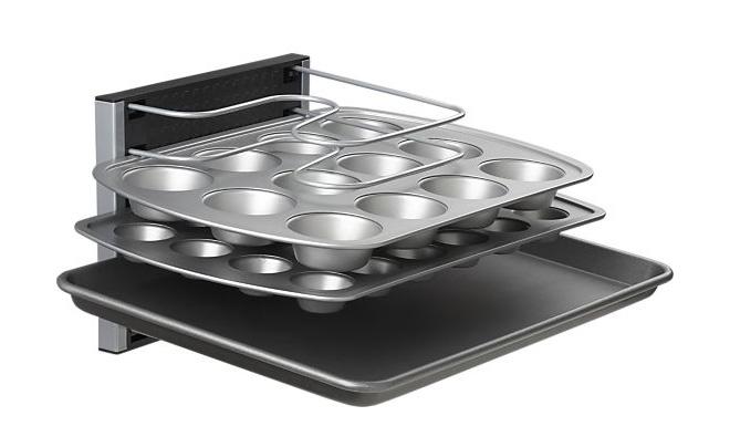 Organizador para moldes de cocina recetas de cocina for Organizador de cocina accesorios