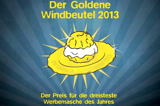 Goldener Windbeutel 2013