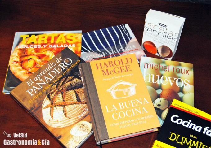 Se puede aprender a cocinar con libros recetas de cocina for Aprender a cocinar