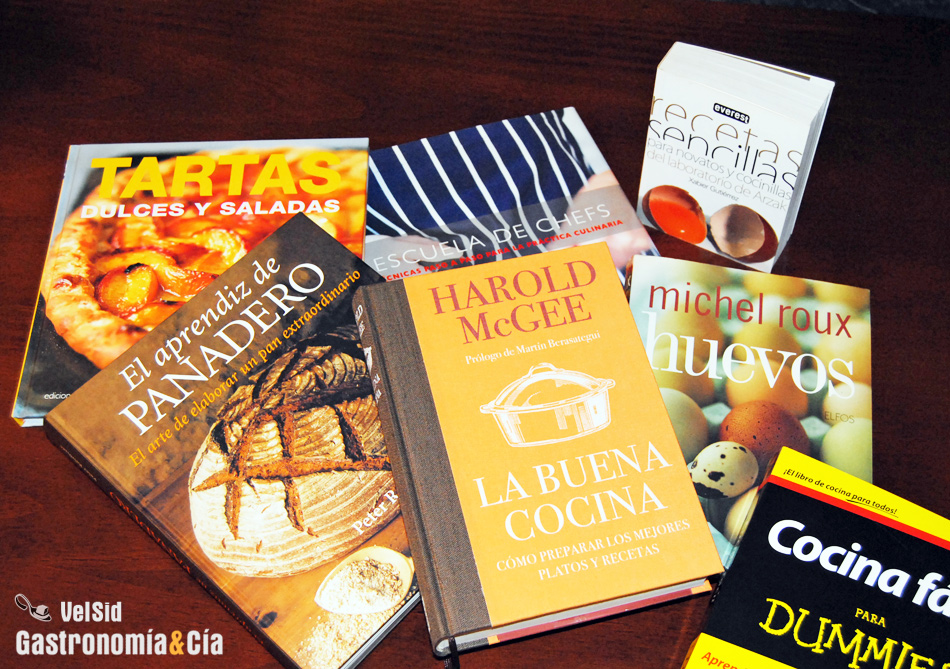 Se puede aprender a cocinar con libros gastronom a c a - Aprender a cocinar ...