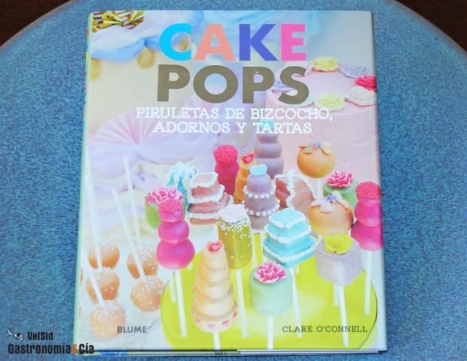 Recetas cake pops