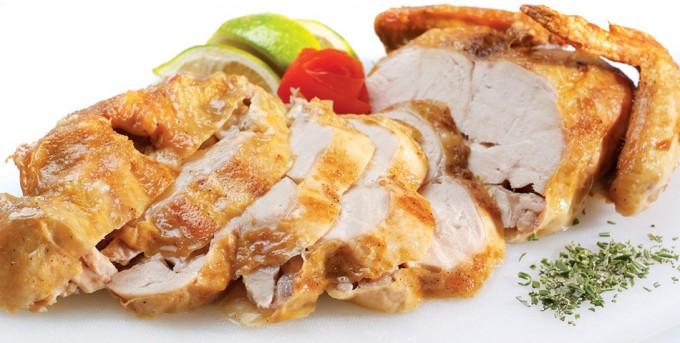 Deshuesar un pollo