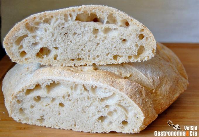 Técnica panadería
