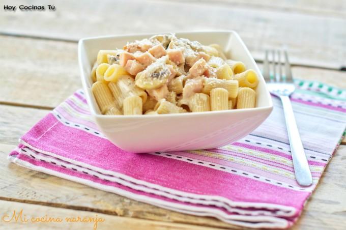 Pasta Boscaiola Recipes Dishmaps