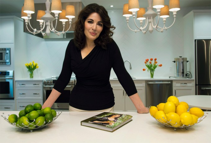 Nigella lawson en canal cocina gastronom a c a for Cocina francesa canal cocina