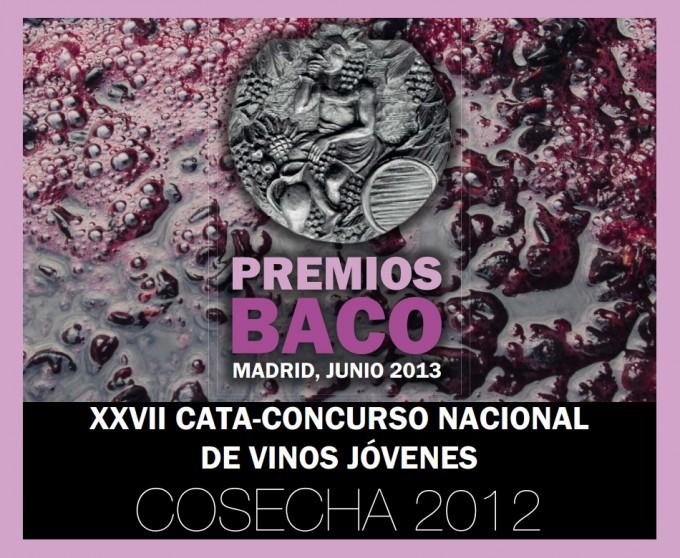 Premios Baco 2013