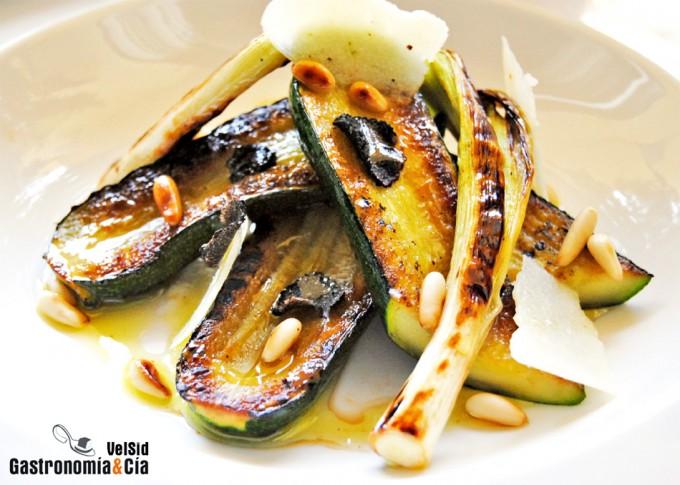 Recetas con verduras para una cena ligera gastronom a c a for Cenas originales