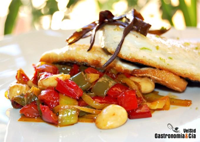 Recetas con verduras para una cena ligera gastronom a c a - Cena romantica ligera ...