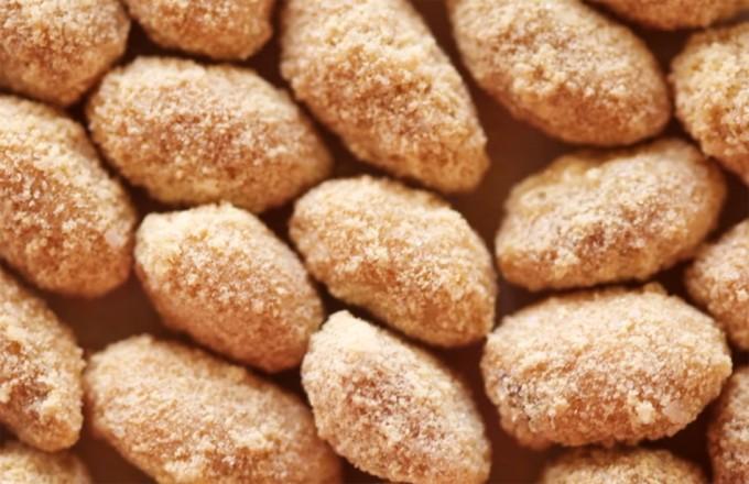 Elaboración maltear cacahuetes