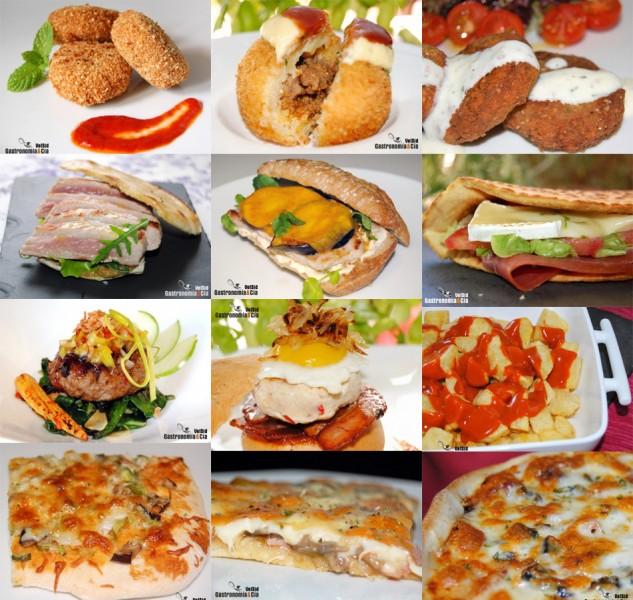 Doce recetas de comida rápida casera | Gastronomía & Cía