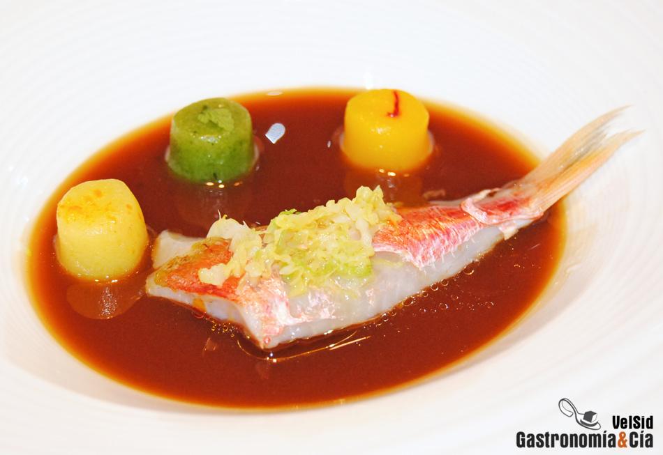 La rag presentar la candidatura de la gastronom a for Trabajo cocina asturias