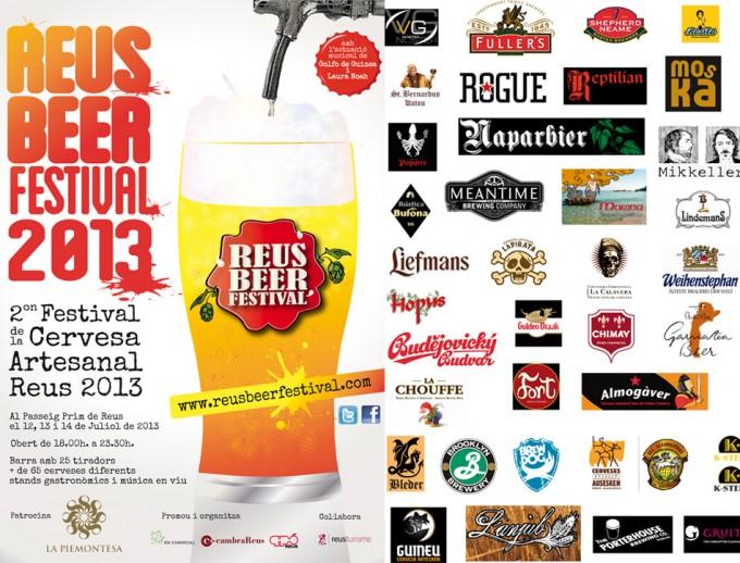 Festival Cerveza Artesana Reus