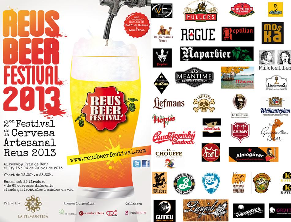 Reus Beer Festival 2013