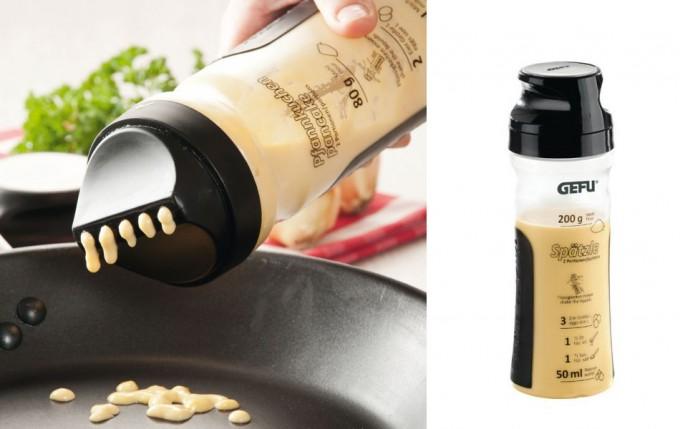 Mezclador y dosificador de sp tzle gastronom a c a for Cocina tradicional definicion