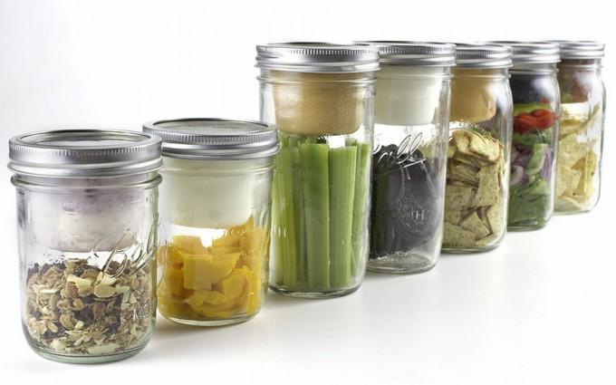 BNTO jar lunchbox