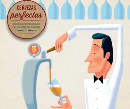 Guía para profesionales de hostelería sobre el correcto servicio de la cerveza