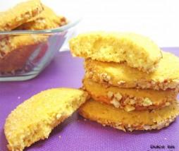 Receta de galletas de maíz