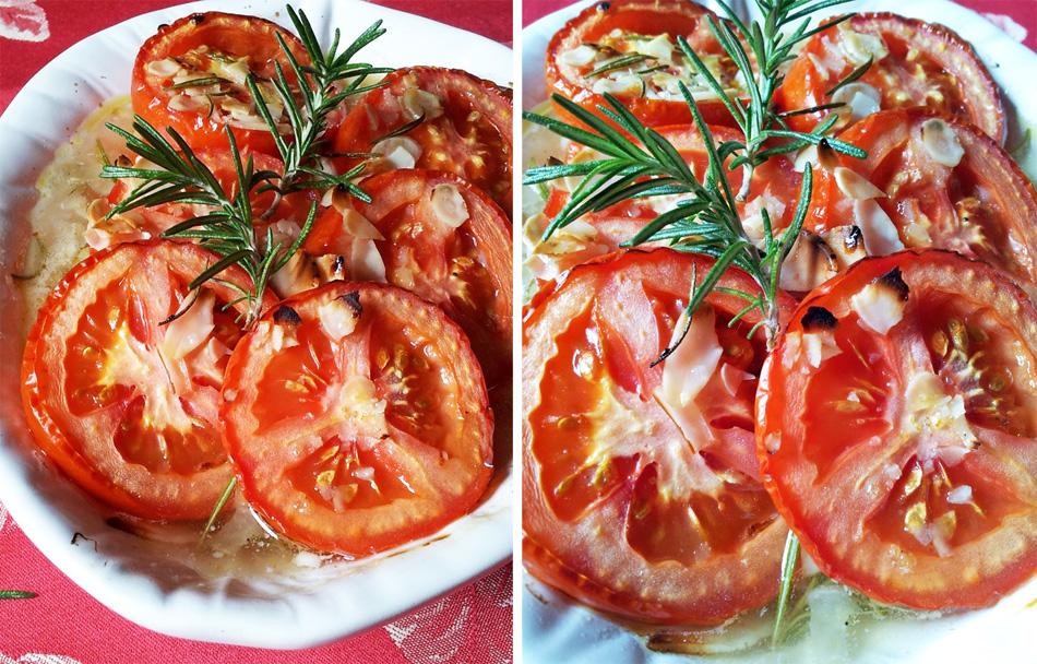 Hoy Cocinas Tú: Tian de tomates, queso feta y almendras